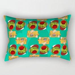 WMB Teenage Rectangular Pillow