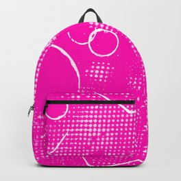Texture #26 in Hot Pink Backpack