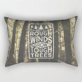 TOUGH TREES Rectangular Pillow