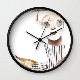 Show Man Wall Clock