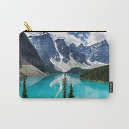 Lake Moraine Banff Carry-All Pouch