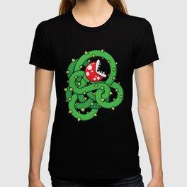 Audrey II: The Piranha Plant T-shirt