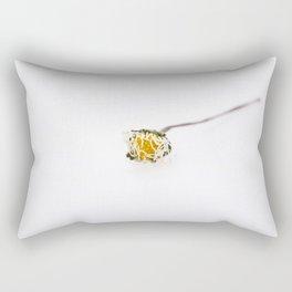 Dead daisy Rectangular Pillow
