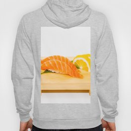 Salmon Sushi Hoody