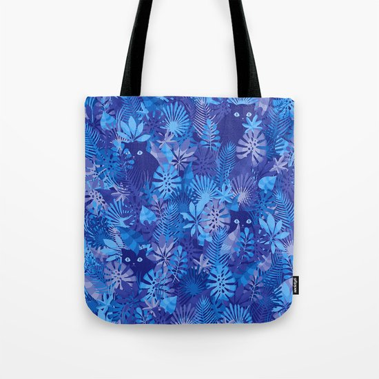 Foliage Disguise Tote Bag