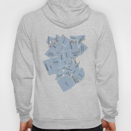Life on the Dyslexic seas Hoody