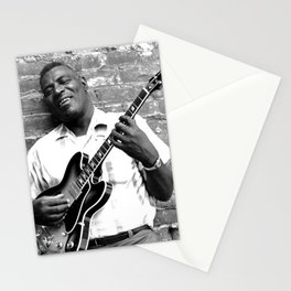 Howlin Wolf Next to the Number 13 Stationery Cards