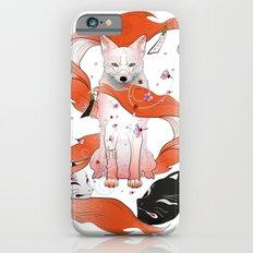 Red Kitsune Slim Case iPhone 6