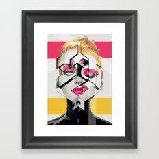 Shape - 2 Framed Art Print