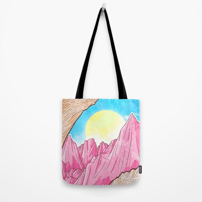 A Spring Morning Tote Bag
