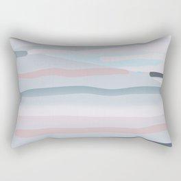 Lilac gray shades Rectangular Pillow