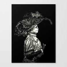 La Catrina Canvas Print