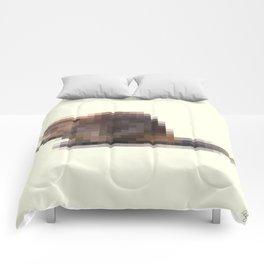 Censored Semi-Aquatic Rodent Comforters