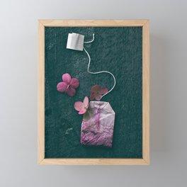 The Art of Tea II Framed Mini Art Print