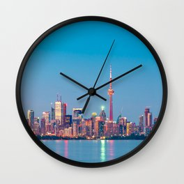 TORONTO 06 Wall Clock