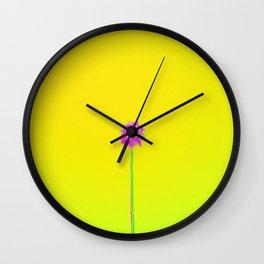 Tropical Springs (Pink Lemonade) Wall Clock