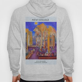 New College Palm Court Party Hoody