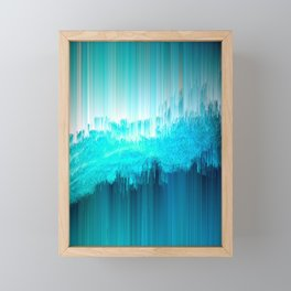 Don't Go Chasin' Framed Mini Art Print