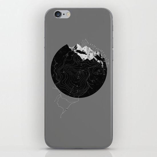 Topos iPhone & iPod Skin