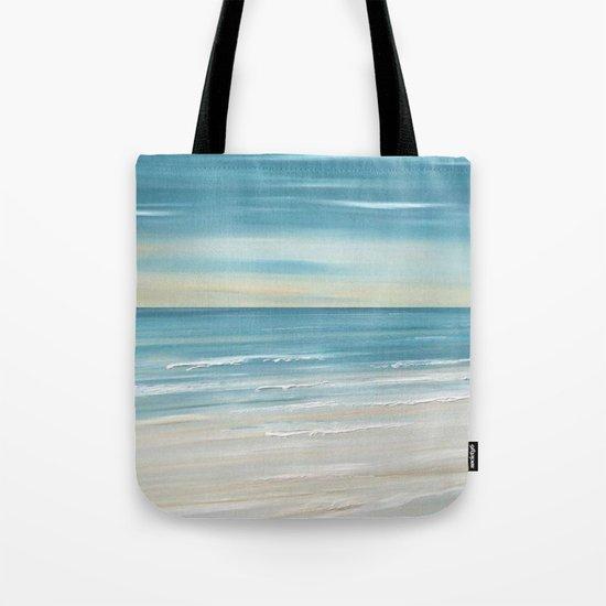 Beach Ocean Tote Bag