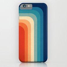 Retro 70s Color Palette III Slim Case iPhone 6s