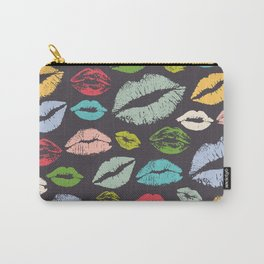 Lips 6 Carry-All Pouch