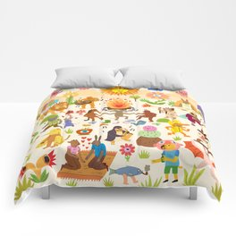 Chill Out Comforters