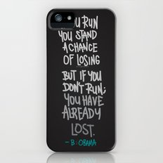 RUN Slim Case iPhone (5, 5s)