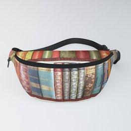 Jane Austen Vintage Book collection Fanny Pack