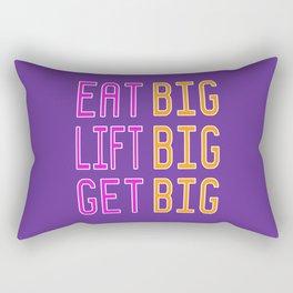 Big x 3 (#12) Rectangular Pillow