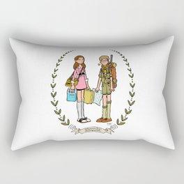 Moonrise Kingdom  Rectangular Pillow