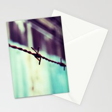 Boundaries Stationery Cards