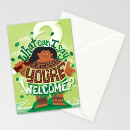 Hero to all Stationery Cards