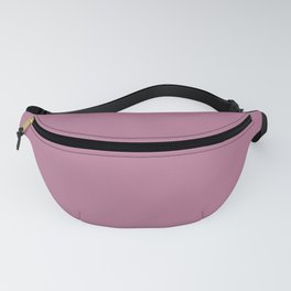 Boca Solid Shades - Lilac Fanny Pack