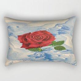 Like an Avalanche Rectangular Pillow