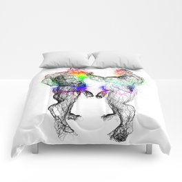 THICK PRIDE Comforters
