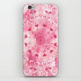 """The Suitor's Plea"" Kaleidoscope 5 by Angelique G. @FromtheBreathofDaydreams iPhone Skin"