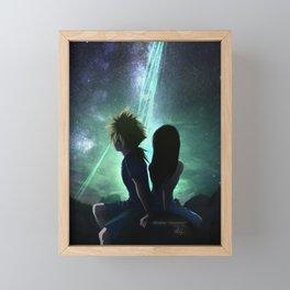 Childhood Promise Framed Mini Art Print
