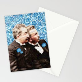 PIXEL LUMIERE BROS Stationery Cards