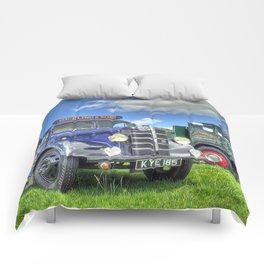 Bedford Dropside Tipper Comforters
