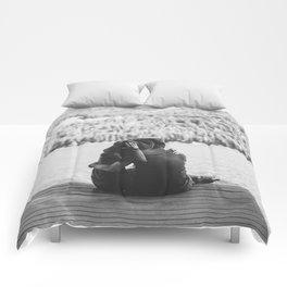 Love on the Lake // California Comforters