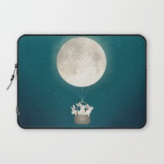 moon bunnies Laptop Sleeve