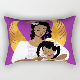 Butterfly Angels Rectangular Pillow