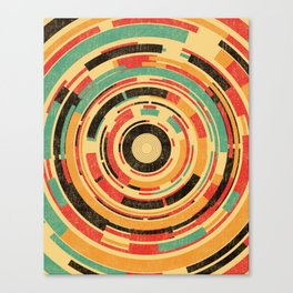 Space Odyssey Canvas Print