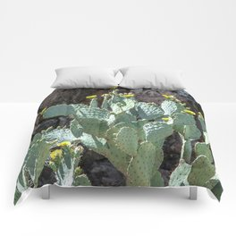 """Prickly Pear Canyon"" by Murray Bolesta Comforters"