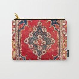 Transylvanian Manisa West Anatolian Niche Carpet Print Carry-All Pouch