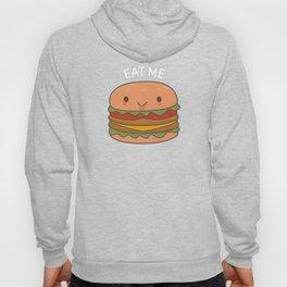 Kawaii Cute Burger Hoody