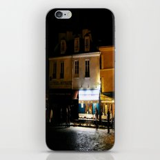Montmartre Paris iPhone & iPod Skin