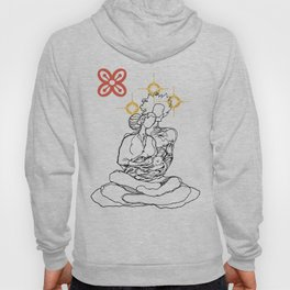 Embracing Our Dreams_illustration&color Hoody
