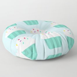 Cupcake Floor Pillow